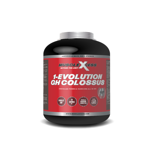 Muscle Xcess 1-Evolution GH Colossus 4Kg
