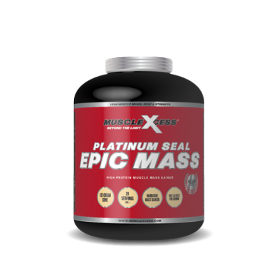 Platinum Seal Epic Mass 6Kg
