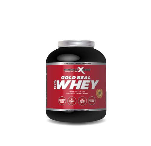 Gold Seal 100% Whey 2.27Kg