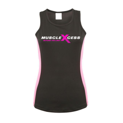 Ladies Athletic T-Back